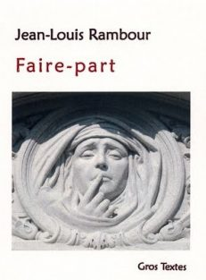 Rambour Jean-Louis - Faire-part