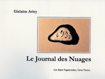 Ariey Gislaine - Le journal des nuages
