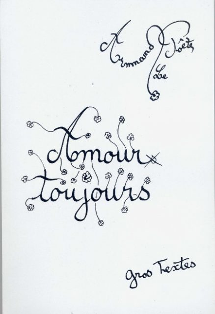 Armand - Amour toujours