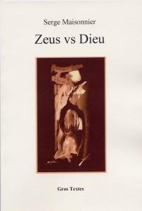 Maisonnier Serge - Zeus vs Dieu