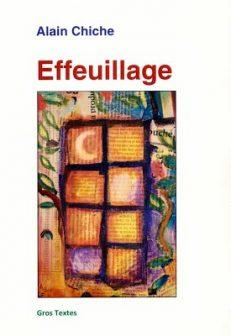 Chiche Alain - Effeuillage