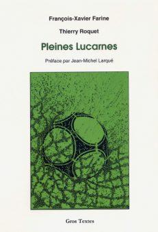 Farine François-Xavier & Roquet Thierry - Pleines lucarnes