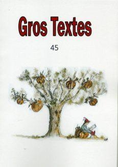 GROS TEXTES 45