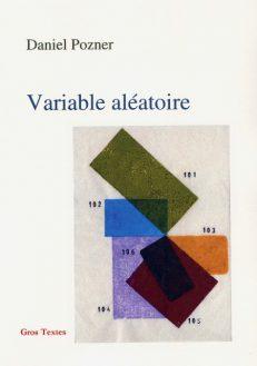 Pozner Daniel - Variable aléatoire